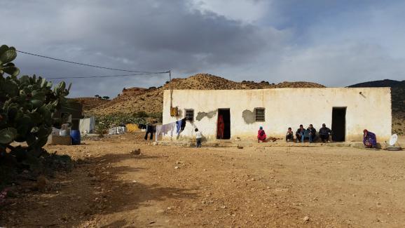 kasserine village