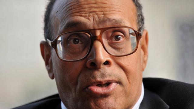 """Moncef Marzouki """"fier"""" de sa participation au report du sommet de la Francophonie"""