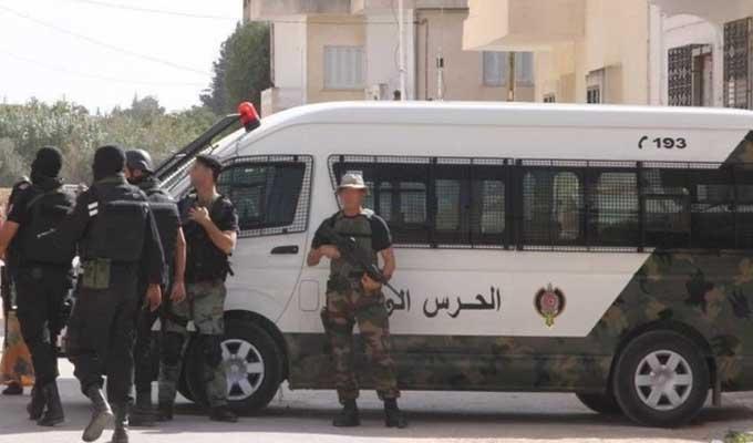 Le minist re de l 39 int rieur fait le bilan s curitaire d for Ministere exterieur tunisie