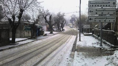 Météo – Un froid polaire s'abat sur la Tunisie à partir de mardi
