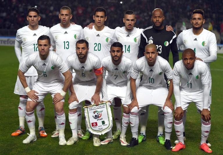 الجزائر وتوجو بث مباشر
