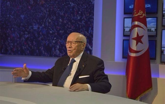 Tunisie- Ce qu'il faut retenir de l'intervention télévisée de BCE