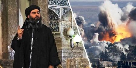 Abou Bakr Al Baghdadi  grièvement blessé dans un raid des forces irakiennes