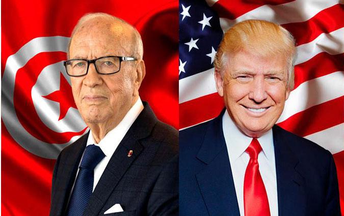 Tunisie-USA : La Maison Blanche confirme pour aujourd'hui l'appel téléphonique de Trump à BCE