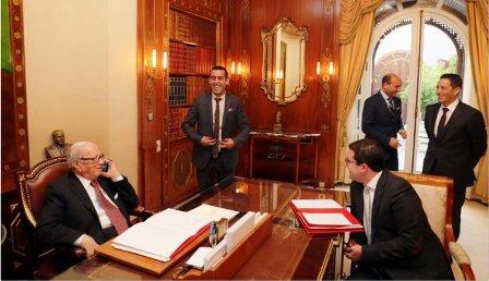Tunisie – Un défi « pour rire » se termine par une entrevue avec BCE