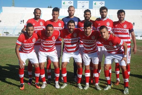 Ligue 1: Liste des joueurs sélectionnés par le CA pour le match contre l'AS de La Marsa