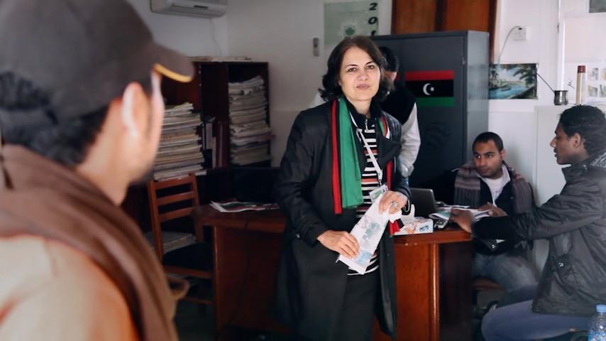 Libye : la femme libyenne de moins de 60 ans n'est plus autorisé à voyager sans être accompagnée par un homme
