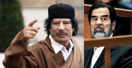 Kadhafi a voulu faire évader Saddam Hassine de sa prison américaine