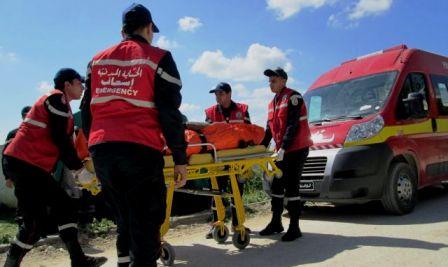 Tunisie – Sousse : Il s'immole par le feu devant le poste de police