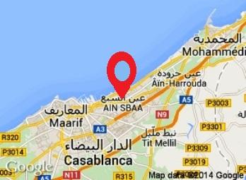 Maroc : Prise d'otage en cours à Casablanca