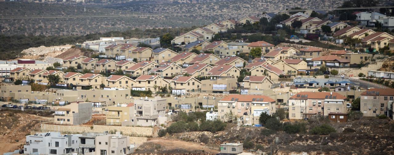 Cinq groupes français épinglés dans le financement des colonies israéliennes