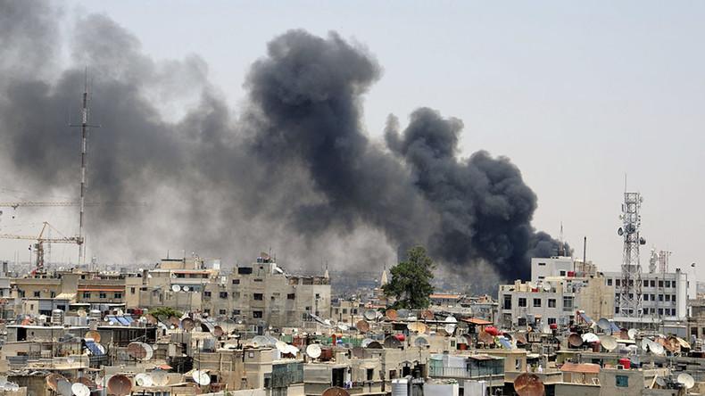 Syrie: un deuxième attentat frappe Damas, plusieurs morts