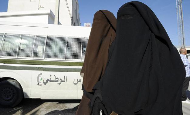Démantèlement d'une cellule terroriste composée de 6 femmes — Mnihla