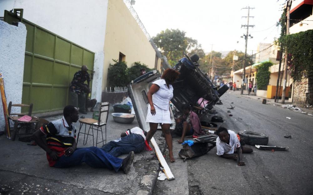 Haïti : Un autobus fonce dans la foule, 34 morts