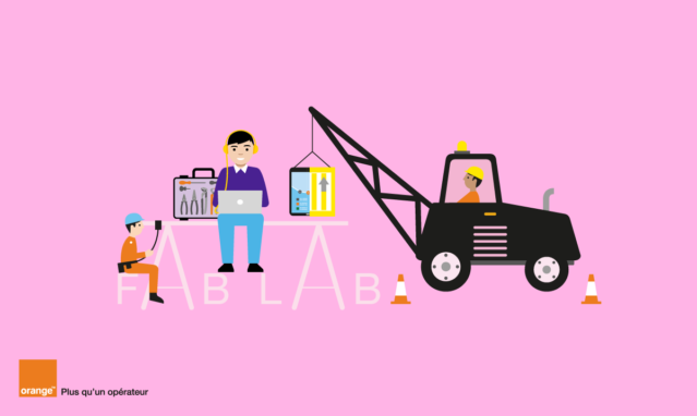 Orange Tunisie lance son appel à projets «FabLab Solidaire» pour l'année 2017