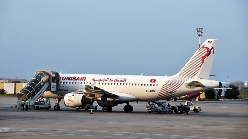 Tunisie: Report d'un vol de Tunisair sur Paris après une bagarre entre l'équipage et des techniciens
