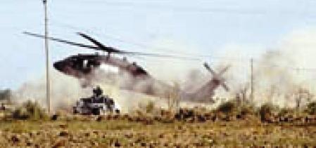 Yemen: Un hélicoptère abattu: 12 militaires saoudiens tués