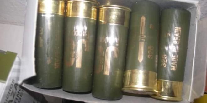 Tunisie-Kasserine: Saisie de plus de 7000 cartouches à fusil de chasse