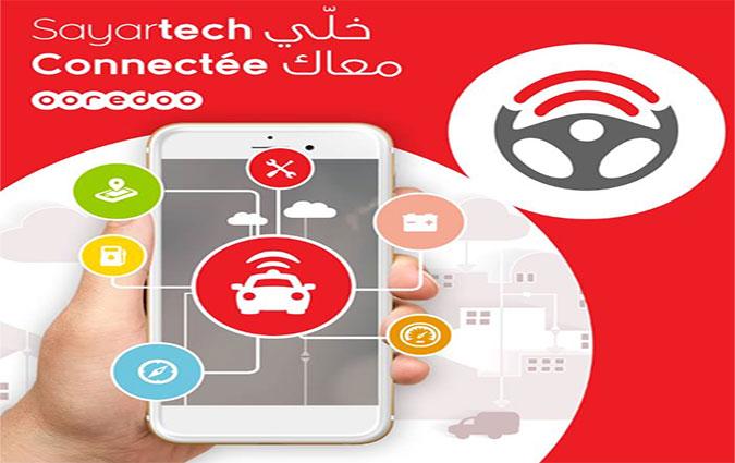 Ooredoo lance « Sayartech » : Des véhicules connectés pour une conduite responsable