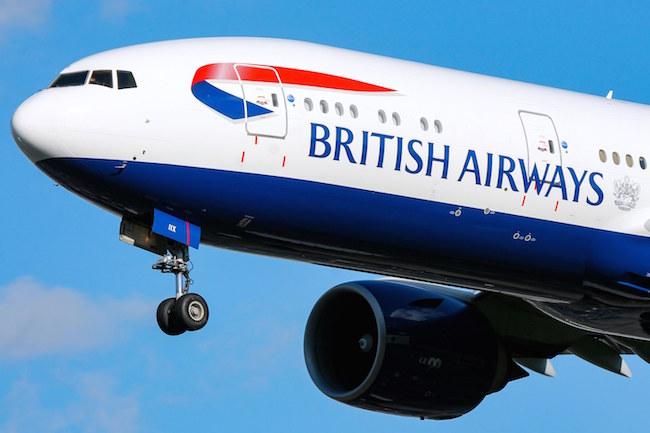 British Airways annule tous ses vols — Angleterre Londres