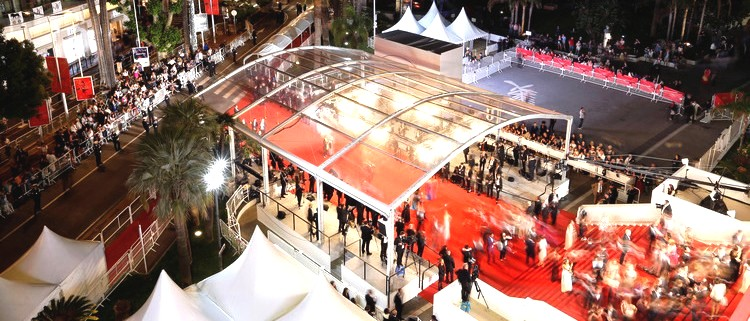 Festival de Cannes: Évacuation du palais du festival pour alerte à la bombe