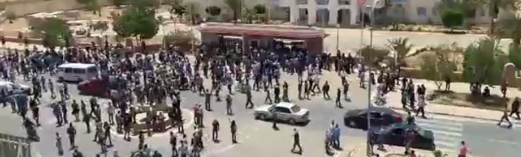 Tunisie : Tataouine: Les manifestants partent en renfort à Al Kamour