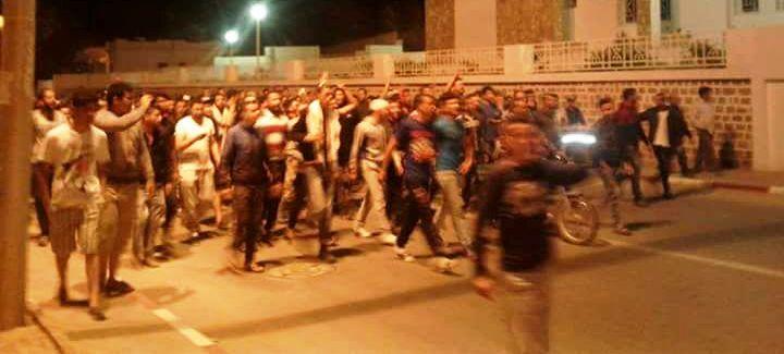 Tunisie: Une nuit à haut risque en perspective à Tataouine