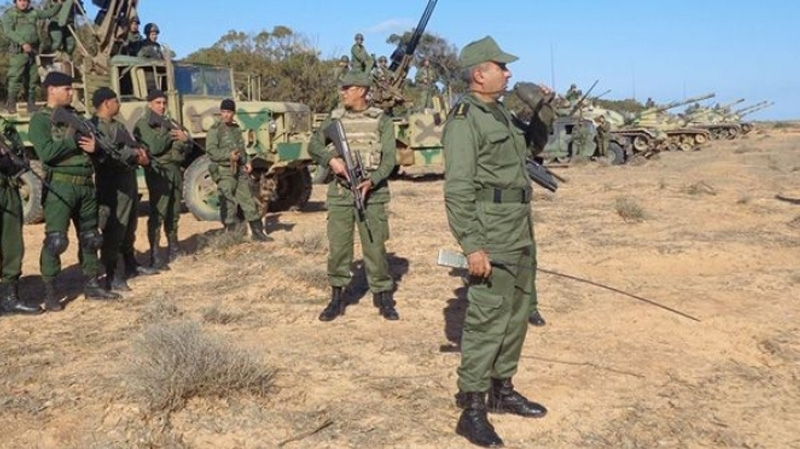 Tunisie: Le ministère de la Défense rassure la sécurisation des sites pétroliers à Kamour
