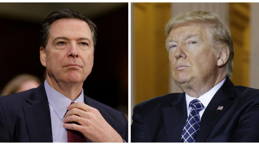 Gros soucis pour Trump après les déclarations de l'ex-directeur du FBI