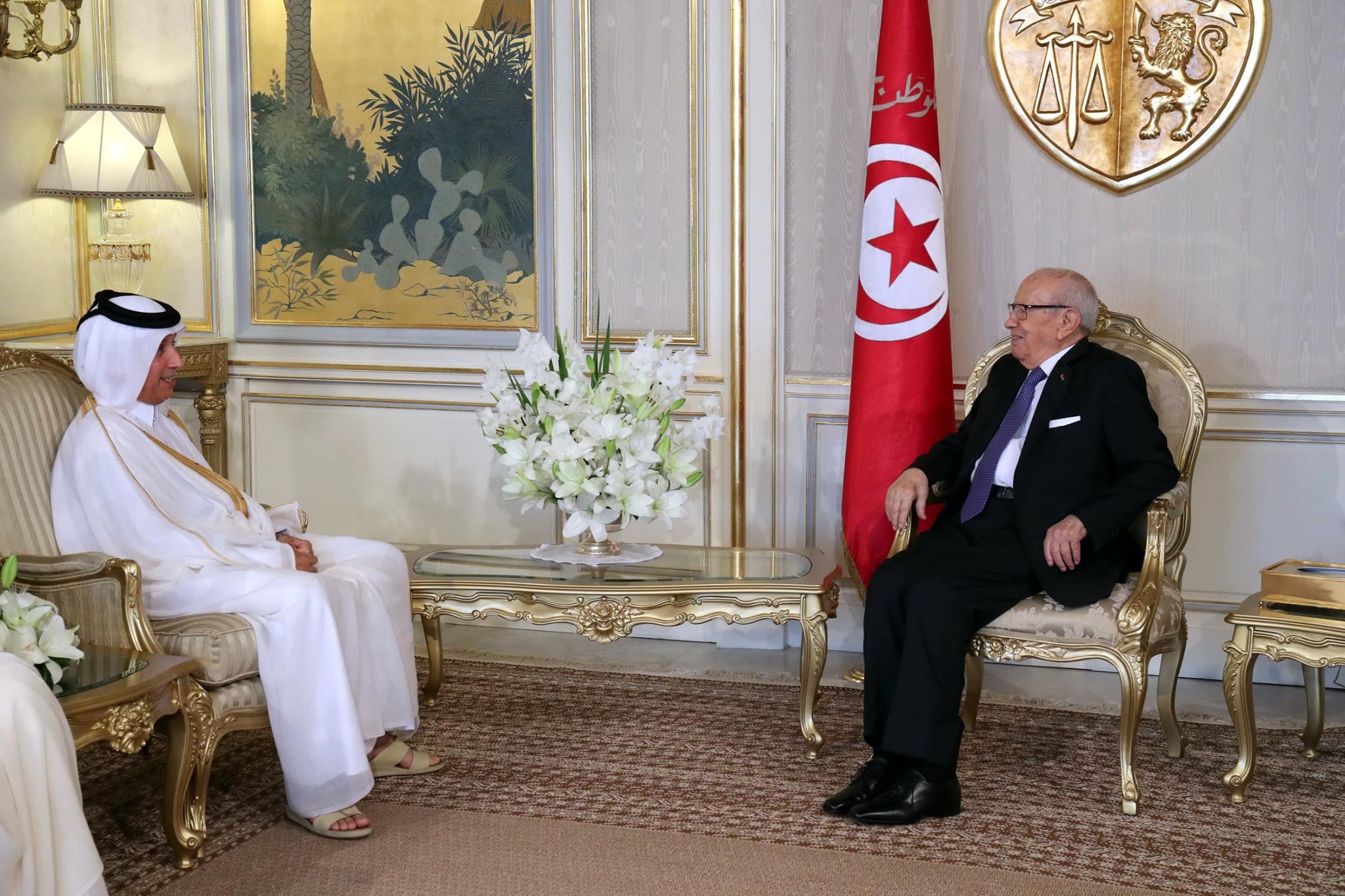 Crise du Golfe, Béji Caïd Essebsi prône le dialogue et l'apaisement