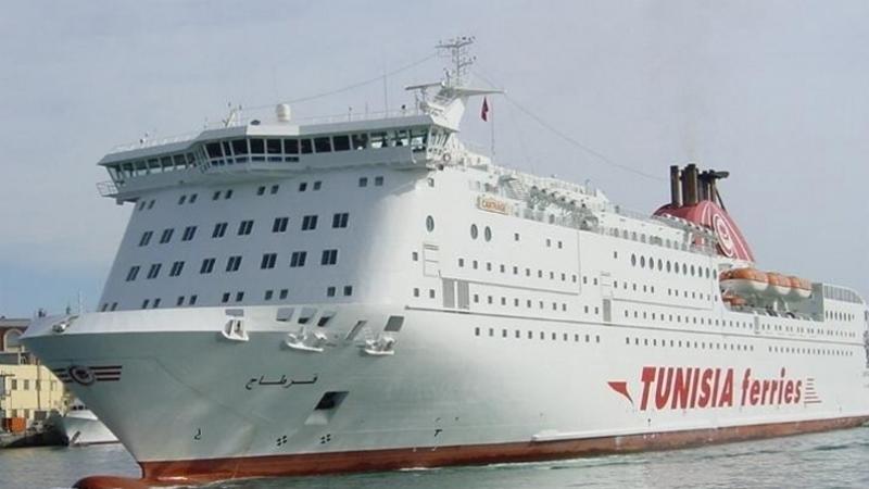bateau tunisie