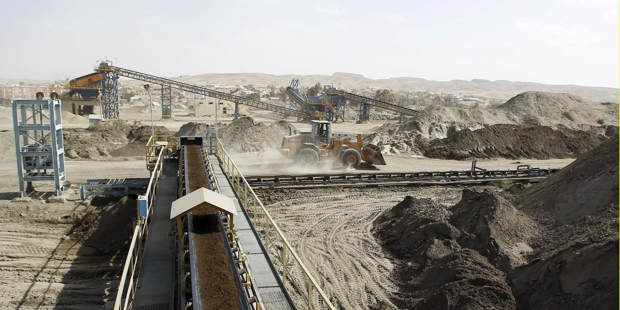 Tunisie-Gafsa: La production et le transport de phosphates arrêtés depuis hier soir