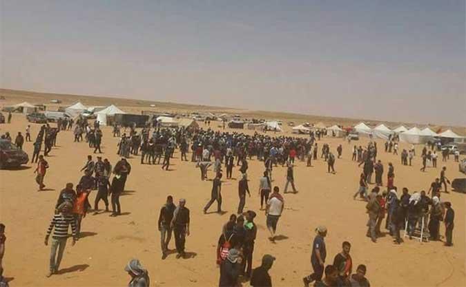 Tunisie: Vers une fin du sit-in d'El Kamour à Tataouine