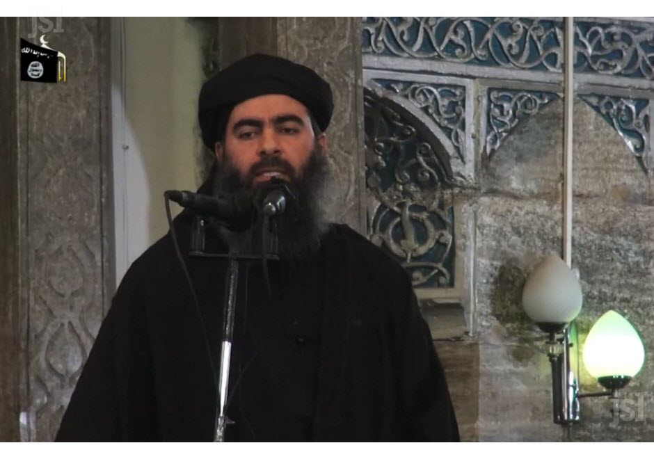 Irak: Daech confirme la mort de Aboubaker Al-Baghdadi