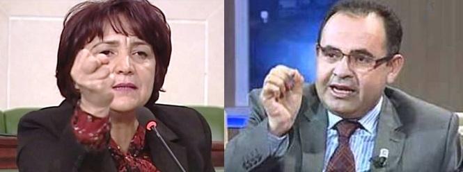 Tunisie – Mabrouk Kourchide se plaint des comportements de Samia Abbou