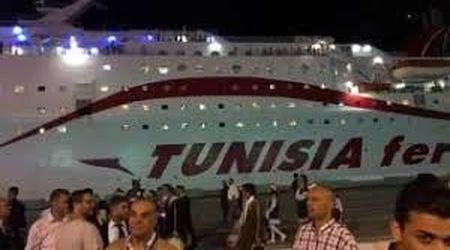 Tunisie audio préparatifs pour le voyage retour du ferry