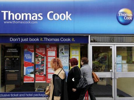 Thomas Cook annonce la reprise de ses voyages vers la Tunisie