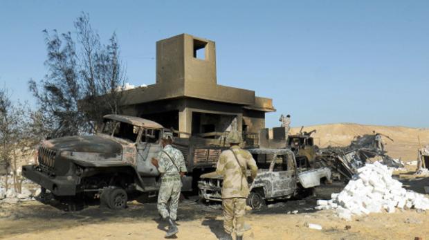 Cinq policiers égyptiens tués dans deux attentats au Sinaï