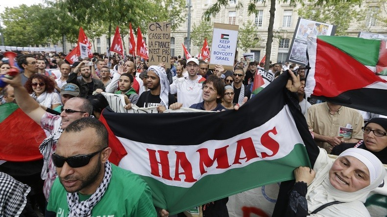 Le Hamas maintenu par la justice européenne dans la liste noire des organisations terroristes