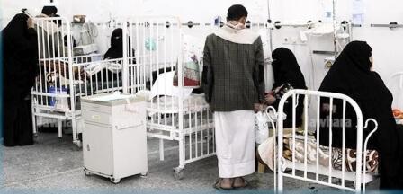 Yémen : Le choléra a tué plus de 1500 personnes