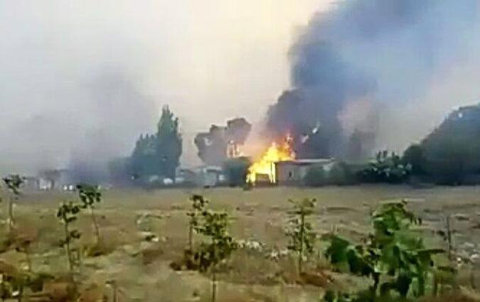 Tunisie: Vague d'incendies à Jendouba, arrestation de quatre suspects