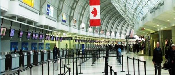 Coronavirus: Plus de restrictions aux frontières canadiennes