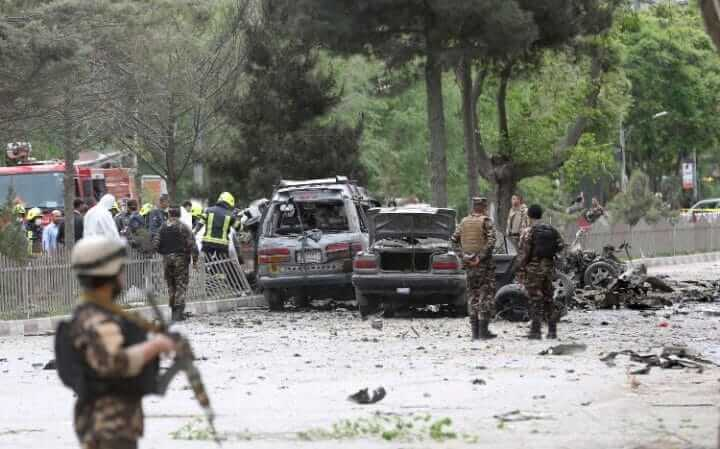 Afghanistan: attaque contre un convoi de l'Otan