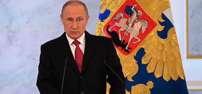 Position de la Russie par rapport aux événements actuels dans le monde