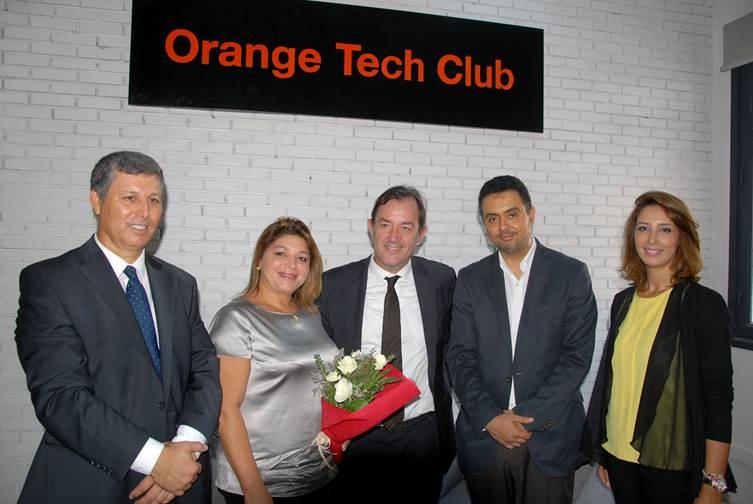 Orange Tunisie inaugure son troisième Orange Tech Club à Sousse au sein de l'ENISo