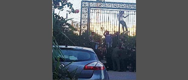 Tunisie – ARP : Affrontements entre les forces de l'ordre et des protestataires