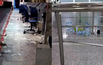 """Hygiène """"catastrophique"""" à l'aéroport de Monastir: Les touristes se lamentent, le Directeur Général explique Monast2"""