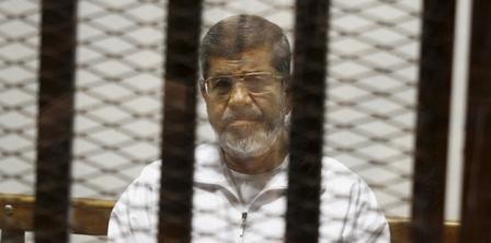 Egypte – Le jugement de perpétuité confirmé pour Mohamed Morsi