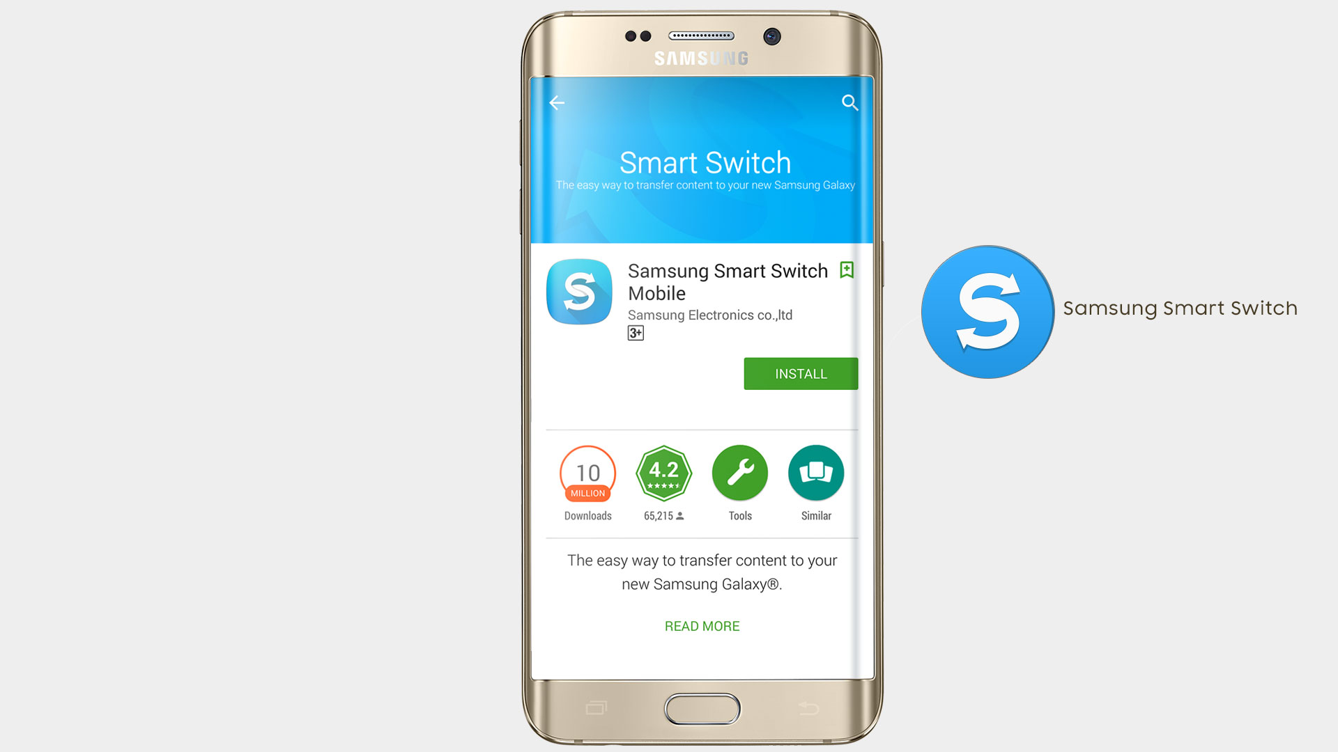 Samsung Smart Switch Mobile App | Mobile Application Mania