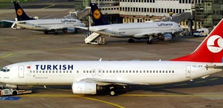 Allemagne : Evacuation d'un avion de la Turkish Airlines suite à une alerte à la bombe